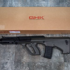 GHK AUG A3 GBB 瓦斯槍 OD 綠 GHK-AUGA3 OD