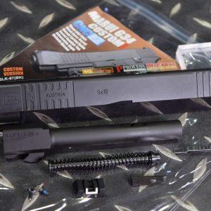 警星 GUARDER MARUI 馬牌 G34 GLOCK 34 鋼製套件組 Custom版 黑色 GLK-67(BK)