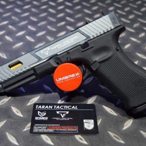 Umarex EMG TTI 雙授權 CNC 鋁滑套 G34 Gen4 GBB Glock34 瓦斯手槍 VFC 系統 雙色