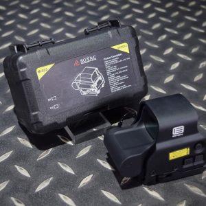 SOTAC EOTech 風格 XPS3-0 內紅點快瞄鏡 電視機 黑色 IR 功能 GZ-XPS3-BK