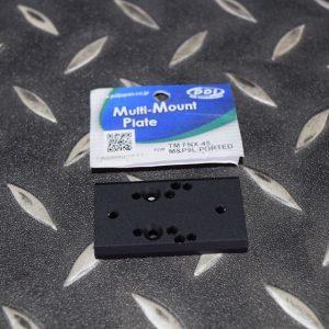 PDI RMR 多功能轉接座 鏡座 馬牌 Marui FNX-45 M&P9L 適用 PDI-01