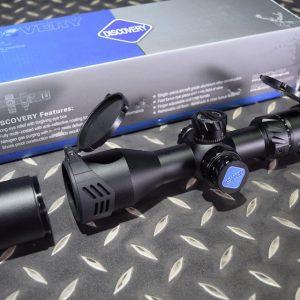 DISCOVERY 發現者 HD 3-12X44 SFIR 真品狙擊鏡 前置分化 抗震 防霧 DS-HD3