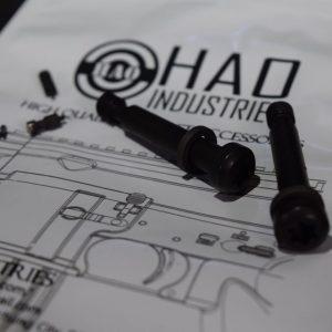 HAO URG-I MK16 鋼製 軍規魚骨護木 螺絲更換維修包 HAO-MK16-2