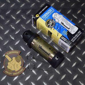 Airsoft innovations Tornado 2 龍捲風 定時 手榴彈 棕色