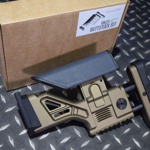 VFC 謎版 SCAR H GBB 改 MK20 SSR 專用 CNC 槍托 後托組