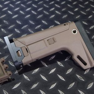 RENEGADE ACR 槍托組 for WE SCAR H/L ACR 黑色 沙色