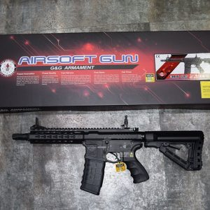 G&G 怪怪 M4 CM16 SRS AEG 電動槍 電子板機 EGC-16P-SRS-BNB-NCM