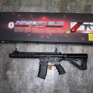 G&G 怪怪 M4 CM16 Wild Hog 9 AEG 電子板機 EGC-WLP-009-BNB-NCM