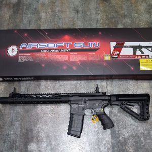 G&G 怪怪 M4 CM16 Wild Hog 12 AEG 電子板機 EGC-WLP-012-BNB-NCM