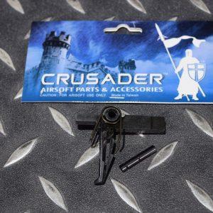 十字軍CRUSADER – VFC M4/416 GBB 競技用鋼製板機 CR-VF21-0020_BK