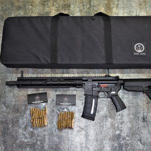 RARE ARMS AR-15 14.5 吋 GBBER 拋殼式 單連發 全金屬 CO2槍