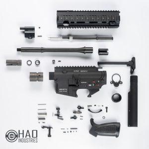 HAO 416F-C 短版 Marui HK416 完整套件 HAO-416C-MWS