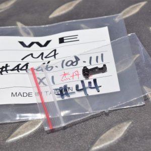WE M4 HOP-UP調整桿 #44 號原廠零件 WE-M4-44