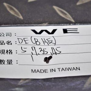 WE DE.50 沙漠之鷹 彈匣卡榫螺絲 卸彈鈕螺絲 退彈鈕螺絲 #45 號原廠零件 WE-DE-45