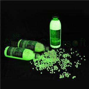 LCT 0.2g 高精度 夜光彈 螢光BB彈 綠色 一瓶2800發 C22