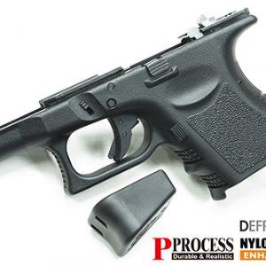 警星 GUARDER MARUI G26 新世代強化槍身總成 歐洲版 黑色 GLK-148(E)BK