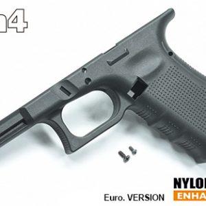 警星 GUARDER MARUI G17 Gen4 強化握把 歐洲版 黑色 GLK-231(BK)