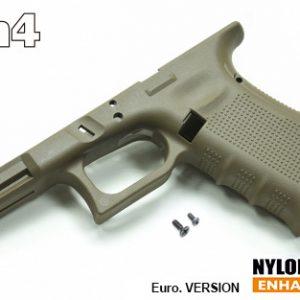 警星 GUARDER MARUI G17 Gen4 強化握把 歐洲版 沙色 GLK-231(FDE)