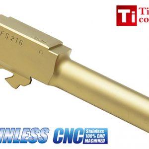 警星 MARUI G26 不鏽鋼外管 鈦金色 GLK-89(GD)