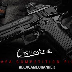 ICS 一芝軒 HI-CAPA 挑戰者 Challenger REVO系統 GBB 瓦斯彈匣