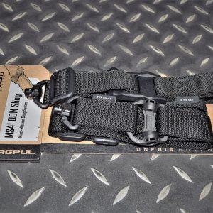 Magpul MS4 QDM Sling 雙QD 單點式 雙點式 槍背帶 黑色 沙色 P0000023