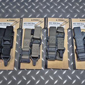 Magpul MS3 Gen2 Sling 雙掛勾 單點式 雙點式 槍背帶 黑色 沙色 軍綠色 灰色 P0000022