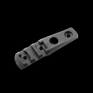 Magpul M-LOK 槍燈座 20mm 1913 導軌 魚骨片 強化塑膠版 P0000042