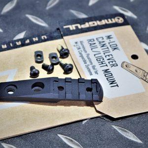 Magpul M-LOK 槍燈座 20mm 1913 導軌 魚骨片 鋁合金版 P0000044