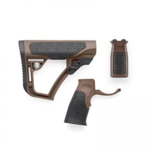 DD Daniel Defense 握把+M-LOK 戰術握把+槍托 M4 AR 沙色 P0000121