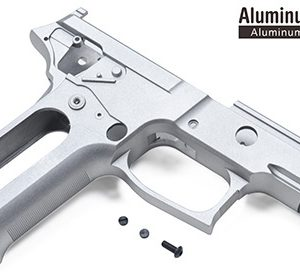 MARUI P226R 鋁合金下槍身 無刻印 鋁合金原色 P226-60(A)