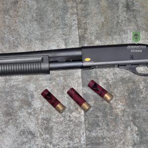 鬥牛士 MATADOR 金鷹 M870 Marui系統 三發型泵動式瓦斯霰彈槍 矮子 黑色 RNGCSG1B