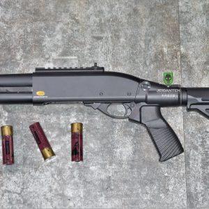 鬥牛士 MATADOR 金鷹 M870 Marui系統 三發型泵動式瓦斯霰彈槍 矮子 黑色 RNGCSG5B