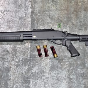 鬥牛士 MATADOR 金鷹 M870 Marui系統 三發型泵動式瓦斯霰彈槍 黑色 RNGSSG1B