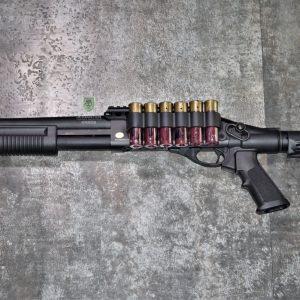 鬥牛士 MATADOR 金鷹 M870 Marui系統 三發型泵動式瓦斯霰彈槍 黑色 RNGSSG2B