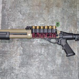 鬥牛士 MATADOR 金鷹 M870 Marui系統 三發型泵動式瓦斯霰彈槍 沙色 RNGSSG2D