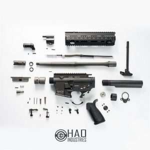 HAO 416F-S 長版 Marui HK416 完整套件 HAO-416S-MWS