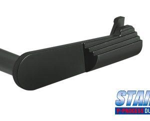 警星 GUARDER MARUI V10 不銹鋼 滑套釋放鈕 黑色 V10-15(BK)