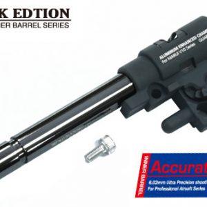 警星 GUARDER MARUI V10用 6.02精密管 + HOP-UP總成 V10-17