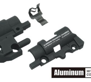 警星 GUARDER MARUI V10 鋁合金強化HOP-UP座 GBB 黑色 V10-18(A)