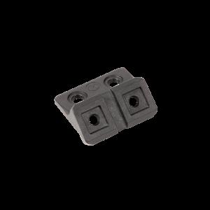 Magpul M-LOK 45度 魚骨片 導軌片 強化塑膠版 P0000045