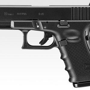 TOKYO MARUI 馬牌 克拉克 GLOCK G19 Gen4 GBB 瓦斯手槍 黑色